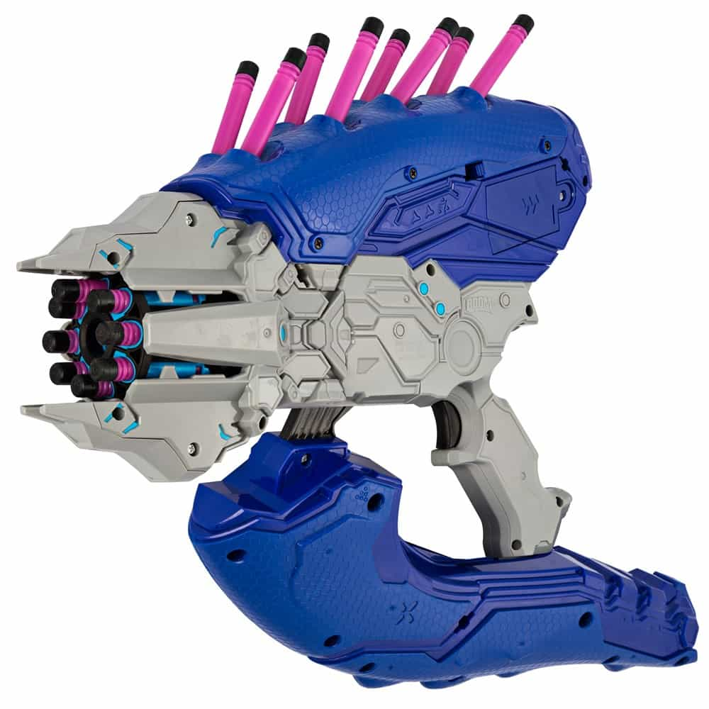 BOOMCO White Halo Covenant Needler Blaster