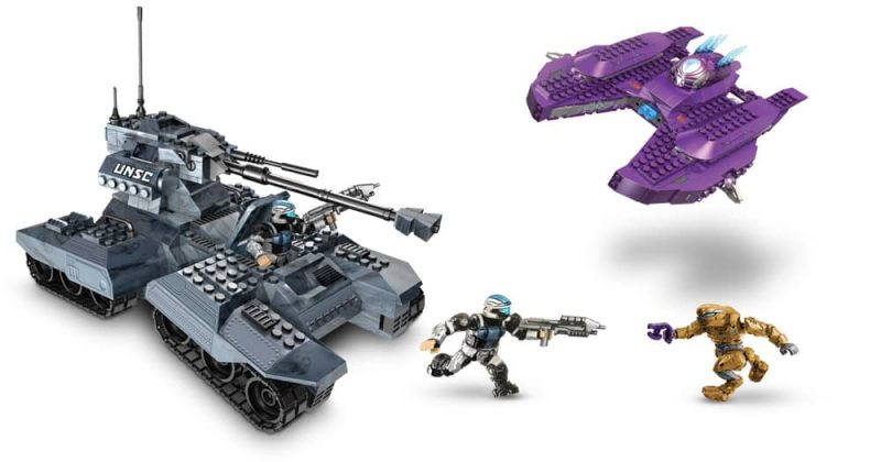 Halo Mega Bloks Sets worth Going for in 2018   Buyer's Guide and Review