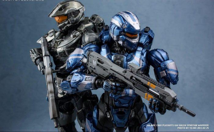 Top 5 Best Play Arts Kai Halo Action Figure