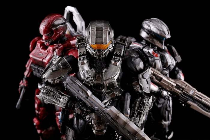 World Of Halo Action Figures | 2018 Collection and Buying Guide