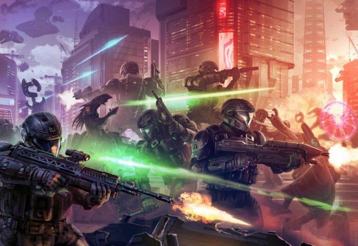 Lead Halo Concept Artist – Isaac Hannaford