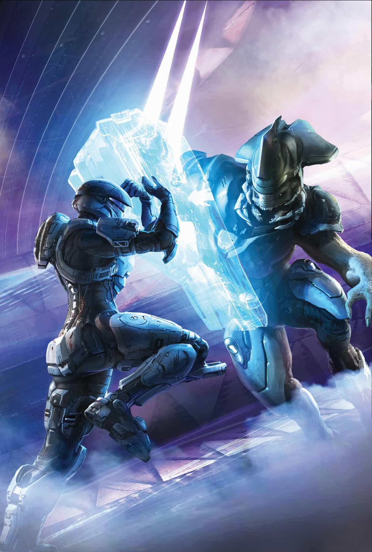 Halo Reach Spartan Concept Art