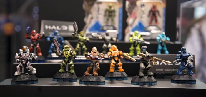 Halo Heroes Series Figure Review